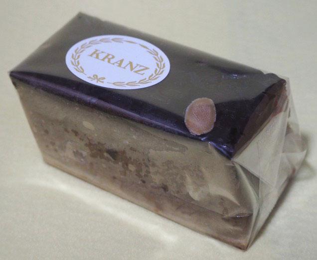 フレッシュベーカリー クランツ ブランデーミックス(チョコレート)